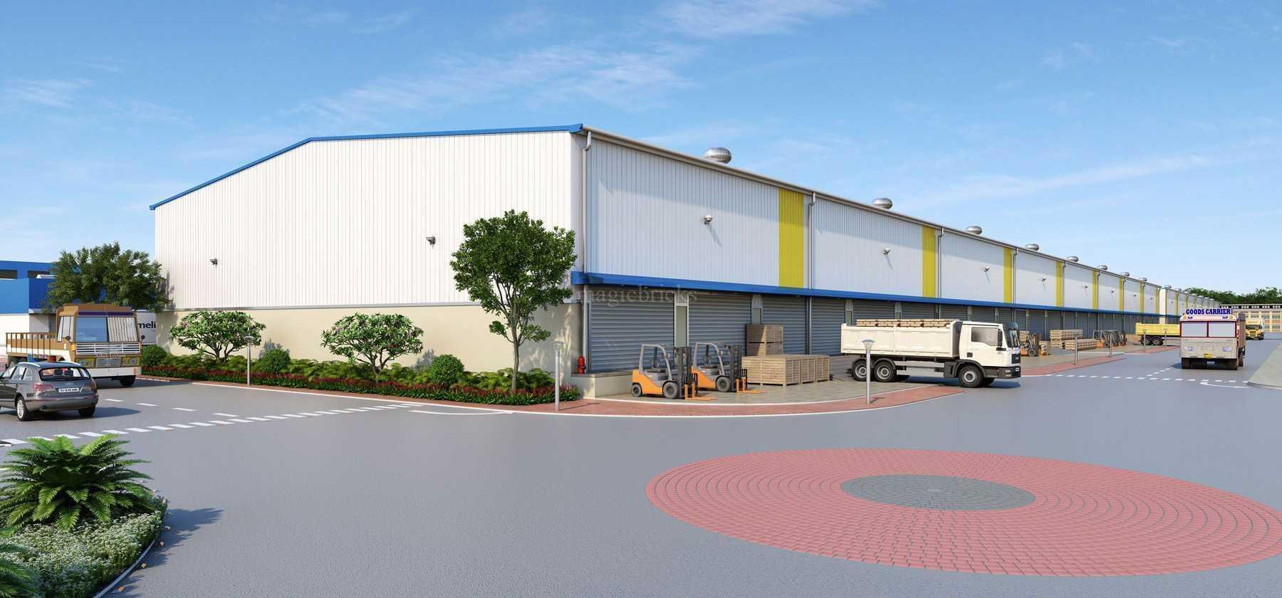 warehouse-in-noida